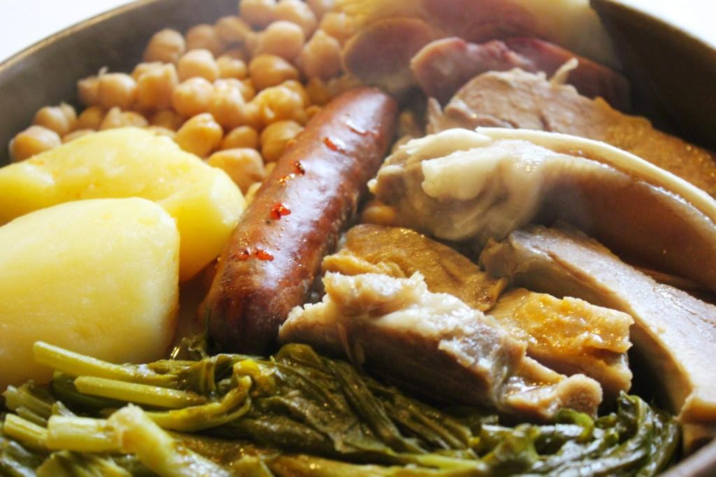 El cocido gallego, un plato tradicional