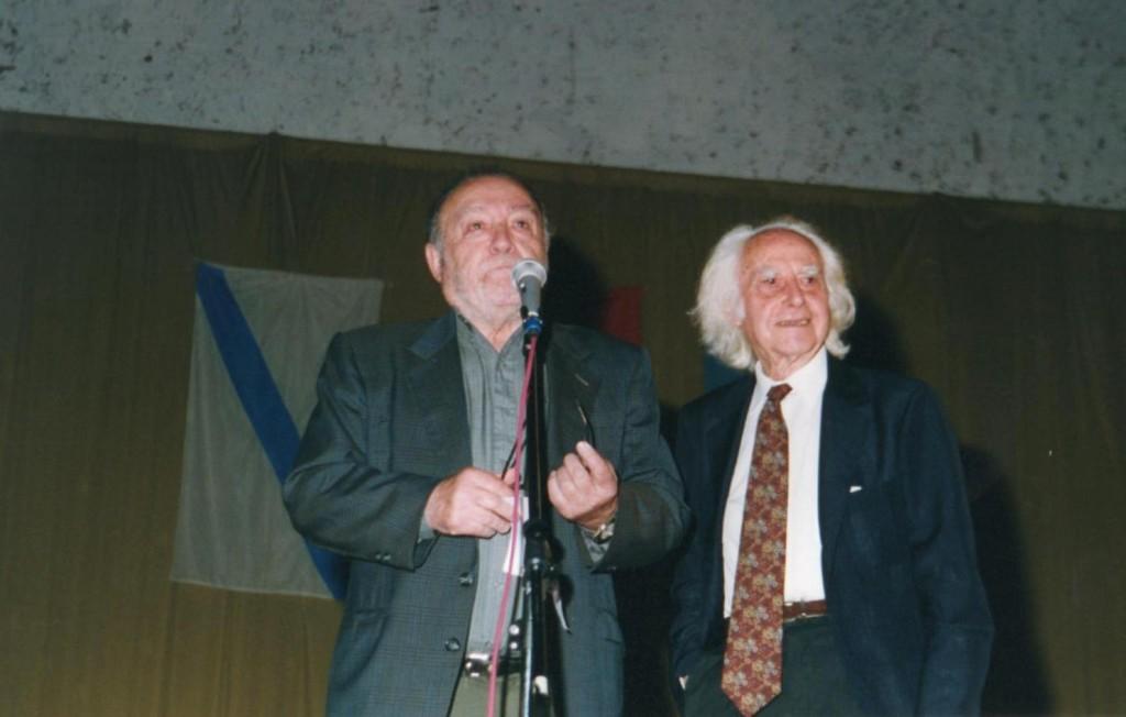Quesada fue una de las figuras destacadas de la reunión