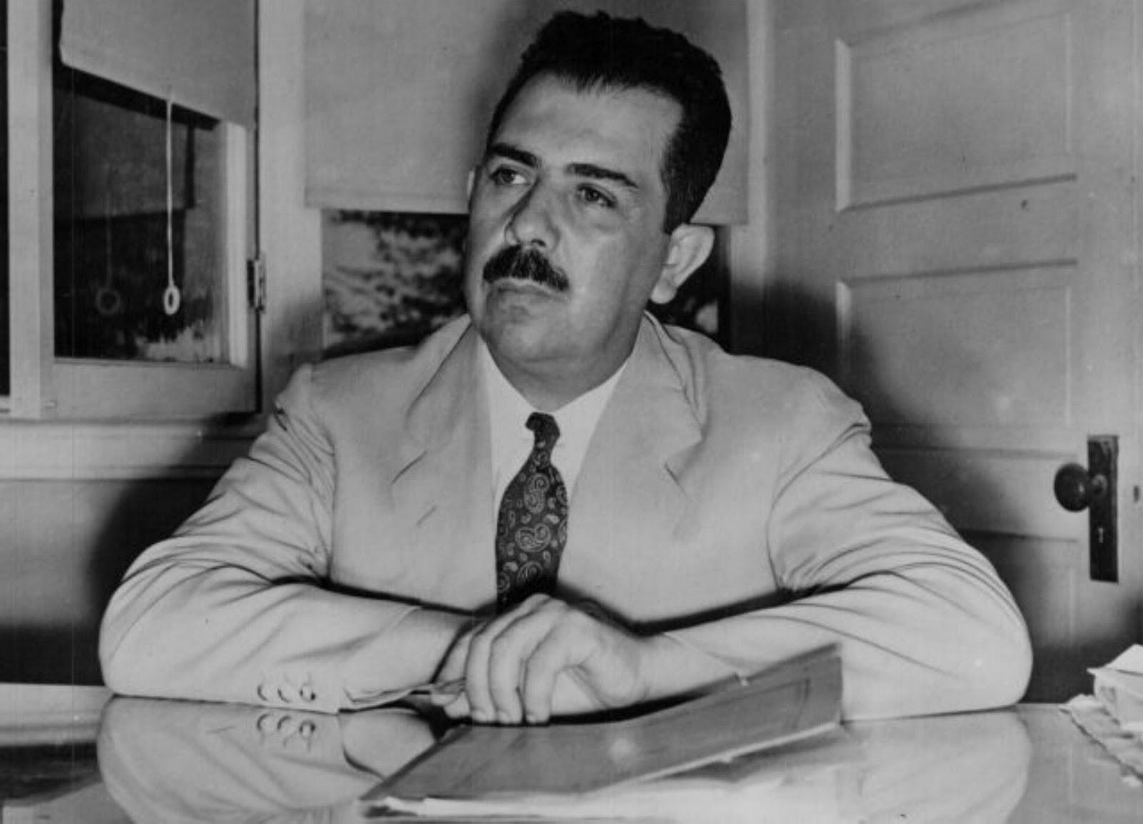 Lázaro Cárdenas fue presidente de México entre 1934 y 1940
